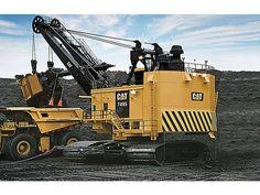 Cat   7495 HF Electric Rope Shovel   Caterpillar
