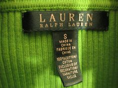 Ralph Lauren One of the hundreds of fabulous items I have for sale at my eBay store. Find this and other quality name brand clothes at http://stores.ebay.com/brittanysccgg