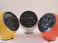 Weltron Trio - face to face - close | Flickr - Photo Sharing!
