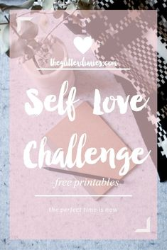 Ready to transform your life? Take our self-love challenge! Filled with inspiration, insight and free printable challenges, this is a perfect first step on your self-love journey!