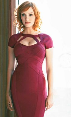 Christina Hendricks | Publicado por Battosai en 12:00