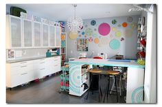 Craft Room Organization - Sugar Bee Crafts