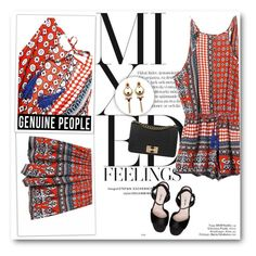 """Genuine People 9"" by emina-turic ❤ liked on Polyvore"