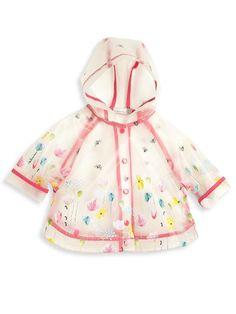 print rain coat