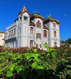 Casas de Indianos convertidas en hoteles boutique #Asturias