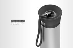 Upside-down Tumbler on Behance