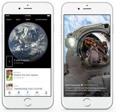 Moments: nova funcionalidade do Twitter tenta reverter sua queda de popularidade. O Moments é como uma revista dentro da plataforma e apresenta os tweets mais falados do dia numa nova seção do aplicativo.