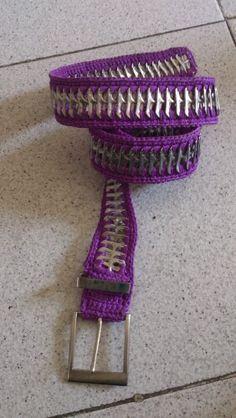 Cinturón de anillas