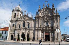 Carmelitas Church, Porto