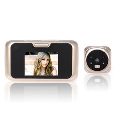 37.62$  Buy now - http://aliznj.shopchina.info/go.php?t=32647916532 - 3.0 inch TFT LCD Digital Camera Peephole Viewer Door Zoom Video-eye Video Recorder Night vision  #buyonlinewebsite