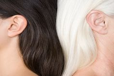 SPUNE ADIO firelor albe: Acest amestec reda parului culoarea sa naturala! (RETETA) | Secretele Beauty Secrets, Beauty Hacks, Cabello Hair, Homemade Shampoo, Tips Belleza, Natural Home Remedies, Health Advice, White Hair, Ombre Hair