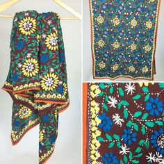 Handmade Traditional Phulkari Dupatta - SHOP NOW  www.pinkphulkari.com
