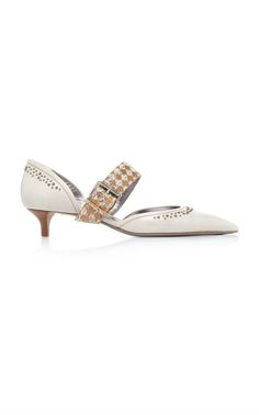 Buckle Pump by BOTTEGA VENETA  for Preorder on Moda Operandi