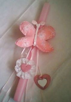 Pinwheel easter candle sent to brisbane australia shop around easter candle butterfly negle Images
