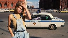 Poverty, prostitutes and the long, slow death of the Soviet Union: Haunting pictures show desperate struggle to survive in last days of USSR Valentina Tereshkova, Famous Photos, Soviet Union, Girl Poses, Historical Photos, Moscow, Cool Kids, Daughter, The Incredibles