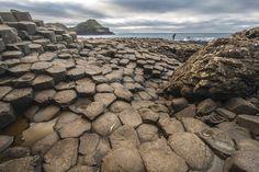"""""""Calzada del Gigante"""", Irlanda del Norte:"""