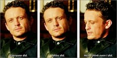 """""""You were a womanizing drunk and I liked you a lot better then. David Lyons, Best Shows Ever, Season 1, Like You, Favorite Tv Shows, Revolution, Fandoms, Movies, Films"""