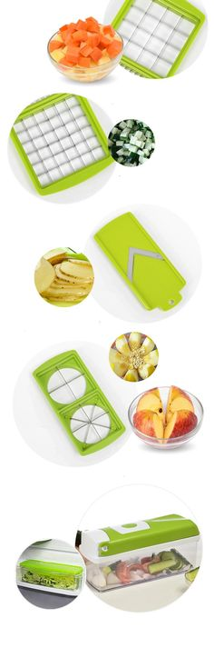 ☑ Worldwide Free Shipping. ☑ No Tax Charges. ☑ Best Price Guarantee. ☑ Refund if you don't receive your order. ☑ Refund & Keep item, if not as described.Item Specifics: Type: Fruit & Vegetable Tools Certification: CIQ,CE / EU Model Number: AKC6009 Fruit & Vegetable Tools Type: Shredders & Slicers Featur Slicer Dicer, Grater, Multifunctional, Stainless Steel, Vegetables, Eco Friendly, Free Shipping, Products, Vegetable Recipes