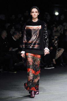 Givenchy Automne/Hiver 2013, Womenswear - Défilés (#14625)