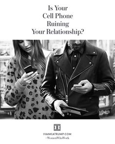 Is Your Cell Phone Ruining Your Relationship? #RelationshipTips