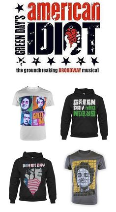 Green Day's American Idiot opened in Manchester this week, has anyone had a chance to see it yet?  If you're a fan of Green Day check out our range of PULP exclusive merch available online now! > http://www.thisispulp.co.uk/bands/green-day_26_0_na_0_0.html