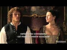 Outlander - How parenthood will change Claire and Jamie - YouTube