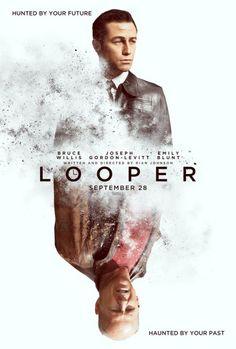 Looper (Bruce Willis, Joseph Gordon Levitt, Emily Blunt)