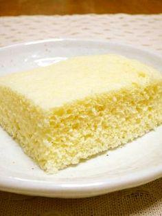 *ルクエde卵いらずの蒸しパン* Vanilla Cake, Desserts, Recipes, Food, Tailgate Desserts, Deserts, Recipies, Essen, Postres