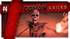 Conan Exiles  | Part 4 |  RAVENS ANIMAL KINGDOM