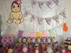 Baby Shower Girl