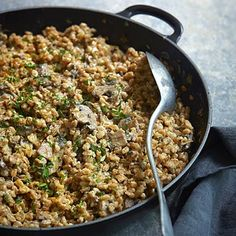 Eat more farro - Nigella Lawson's Secrets to Healthy Eating - Health.com