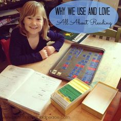 Why We Use and Love All About Reading
