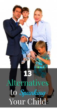 13 Alternatives to Physical Punishment {Positive Parenting, Discipline, Motherhood, Parenting, Attachment Parenting, Gentle Discipline, Children, Kids, Behavior Problems, Behavior Issues,  Parenting Tips}
