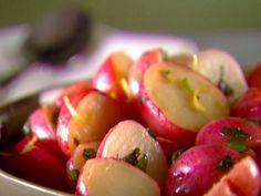 Lemon-Basil Potatoes Recipe : Giada De Laurentiis : Recipes : Food Network