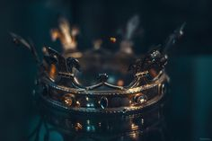 The weight of a crown. It's heavier than you think