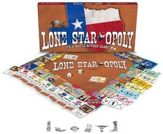 Lone StarOpoly ** You can get more details by clicking on the image.Note:It is affiliate link to Amazon.