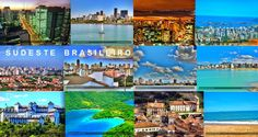 Sudeste cresce na preferência do viajante brasileiro