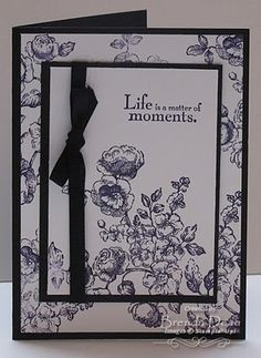 Stampin' Up! Elements of Style Rubber Stamp Set
