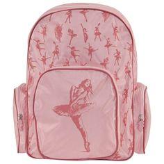 Bloch Ballerina Backpack | AlexandAlexa