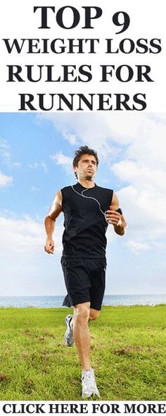 If you are overweight and looking to lose some pounds, then here Top 9 Weight Loss Rules For Runners and non-runners: http://www.runnersblueprint.com/9-weight-loss-rules-for-runners/ #Running #Weight-loss #Fitness