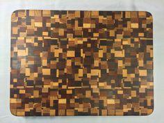 Planche à découper Grain fin chaotique par RossPetersWoodworks