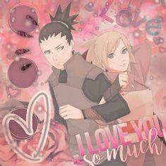 En NaruComunidad decidimos celebras San Valentín con una de las parejas más queridas, Shikatema, que nos acompaño durante todo febrero. Shikamaru And Temari, Shikatema, Naruto Uzumaki, Valentines, Anime Love Couple, Couples, February, Art, Valentine's Day Diy