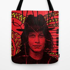 Jack White, we're going to be friends Tote Bag by Matt Crave - $22.00