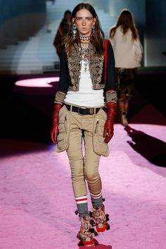 Dsquared², Look #20