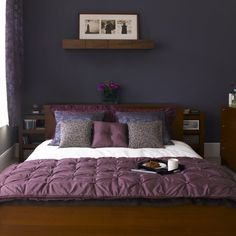 7 desirable purple bedroom paint images purple bedrooms paint colors rh pinterest com