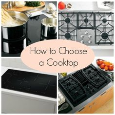 Liz from the US appliance retailer Goedeker's explains how to choose a cooktop! She tells the differences between electric, gas and induction! Great info!
