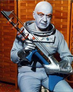 BATMAN - serie Tv - 1966 - terrible mister freeze - by OTTO PREMINGER