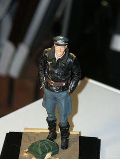 Captain Erich Hartman, Luftwaffe WW II 352 victories.