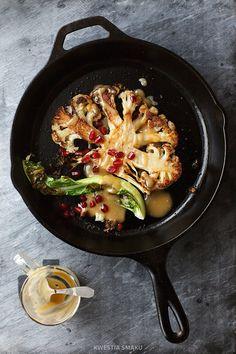 Stek z kalafiora