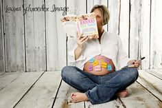 Cute maternity photo session idea with a book of names picture as a prop. {Photography} this would be perfect for Bridgette Cute Pregnancy Photos, Family Maternity Photos, Family Picture Poses, Pregnancy Advice, Maternity Pictures, Newborn Pictures, Baby Pictures, Baby Photos, Photographer Pictures